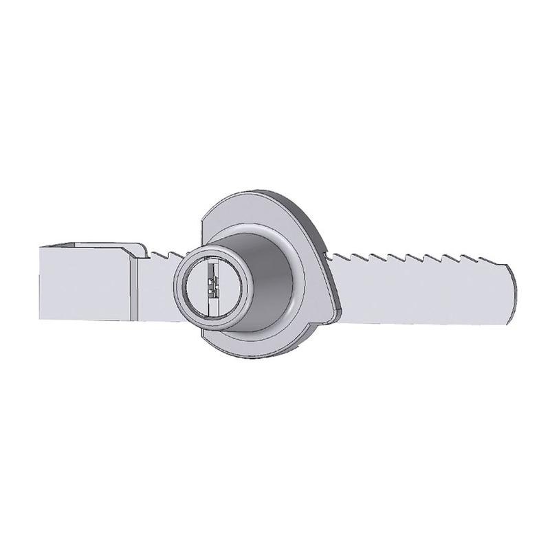 Cerradura corredera cristal AGA mod. 354