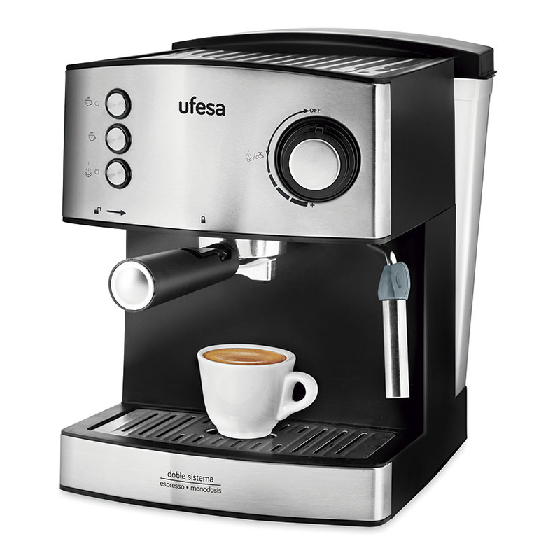 Cafetera expresso UFESA CE7240 20 bares