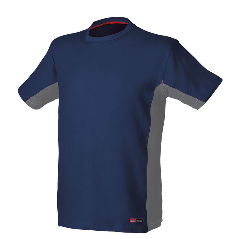 Camiseta manga corta INDUSTRIAL STARTER Strech