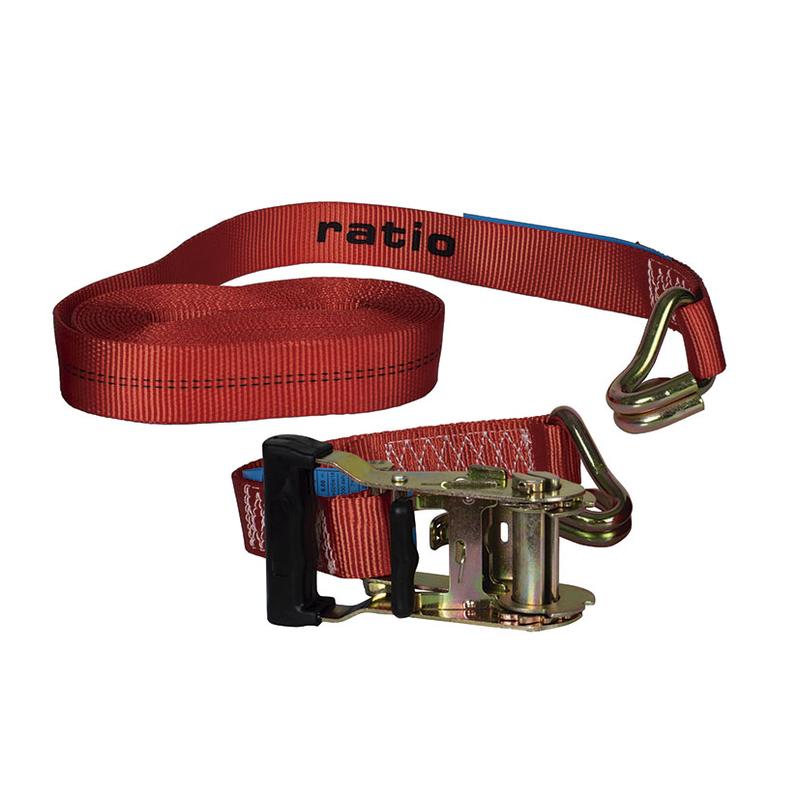 Ratchet RATIO 35mmx6m ganchos cerrados