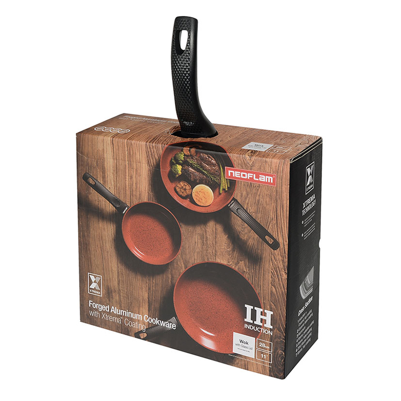 Wok NEOFLAM serie Chef 28 cm