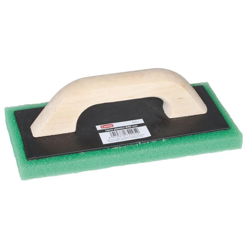 Llana rectangular RATIO goma-espuma 3922