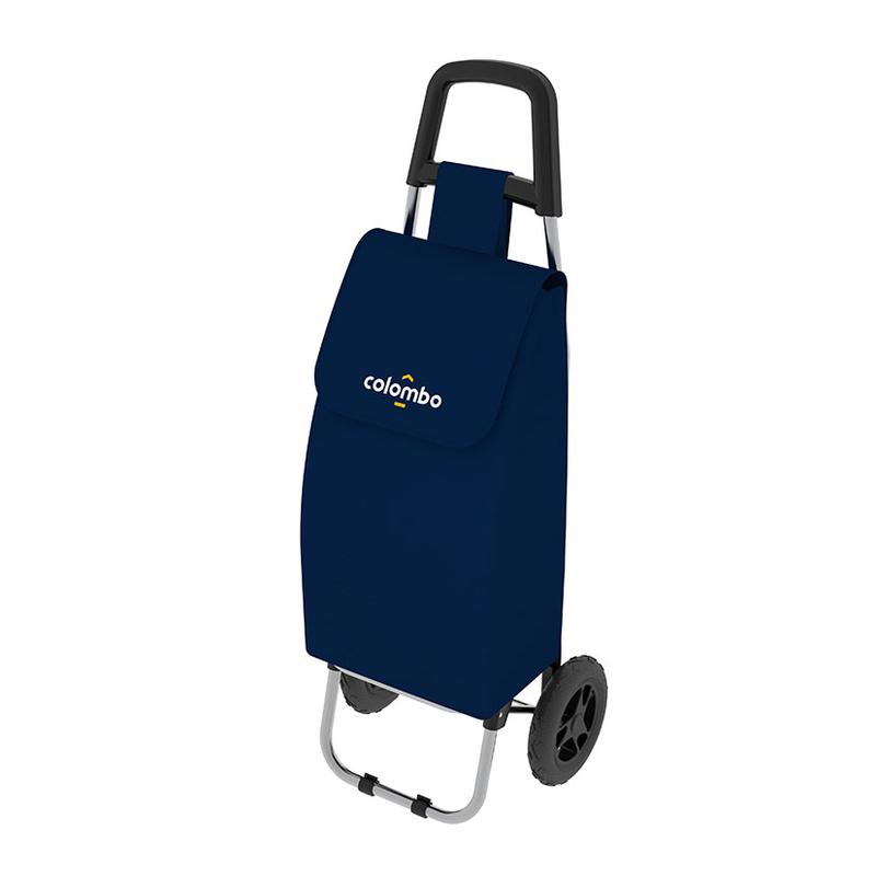 Carro compra COLOMBO Rolly Blue