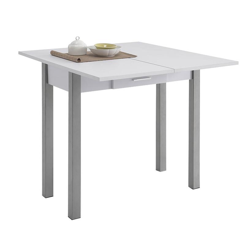 Mesa cocina plegable tipo libro