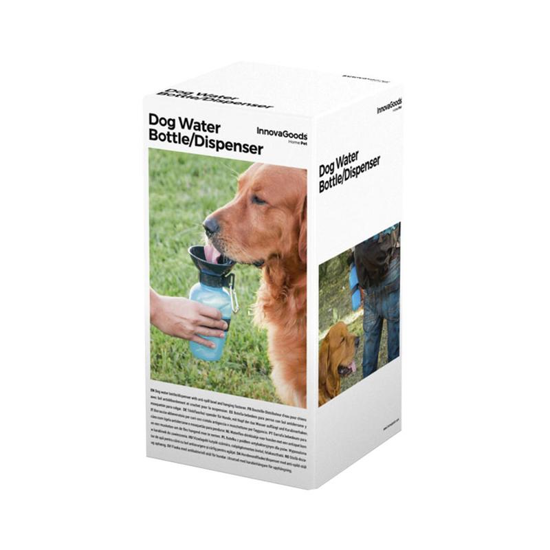 Botella bebedero INNOVAGOODS para mascotas