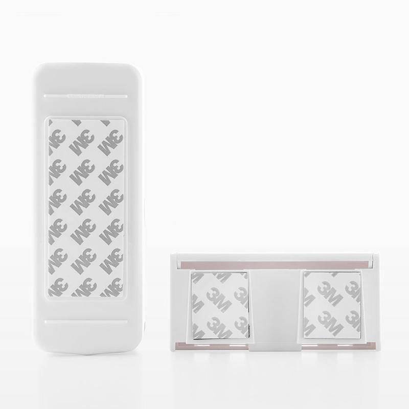Dispendador INNOVAGOODS pasta dental + soporte cepillos