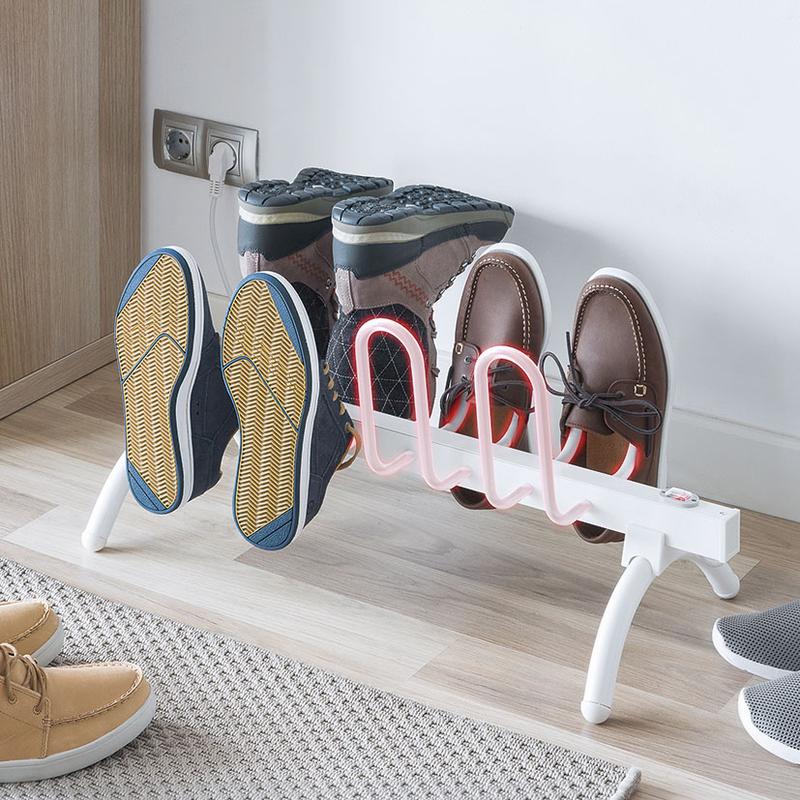 Tendedero secador eléctrico INNOVAGOODS calzado