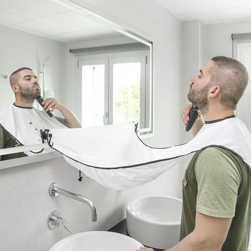 Barbero recogebarba INNOVAGOODS con ventosas