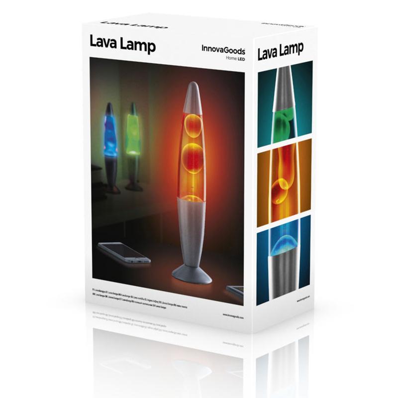 Lámpara INNOVAGOODS de lava