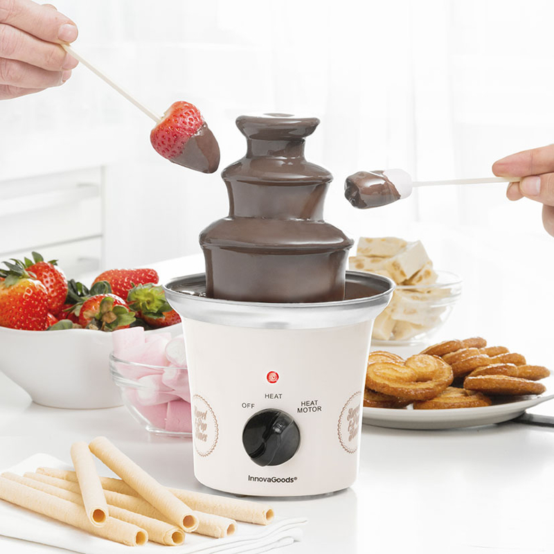 Fuente de chocolate INNOVAGOODS Sweet&Pop Times