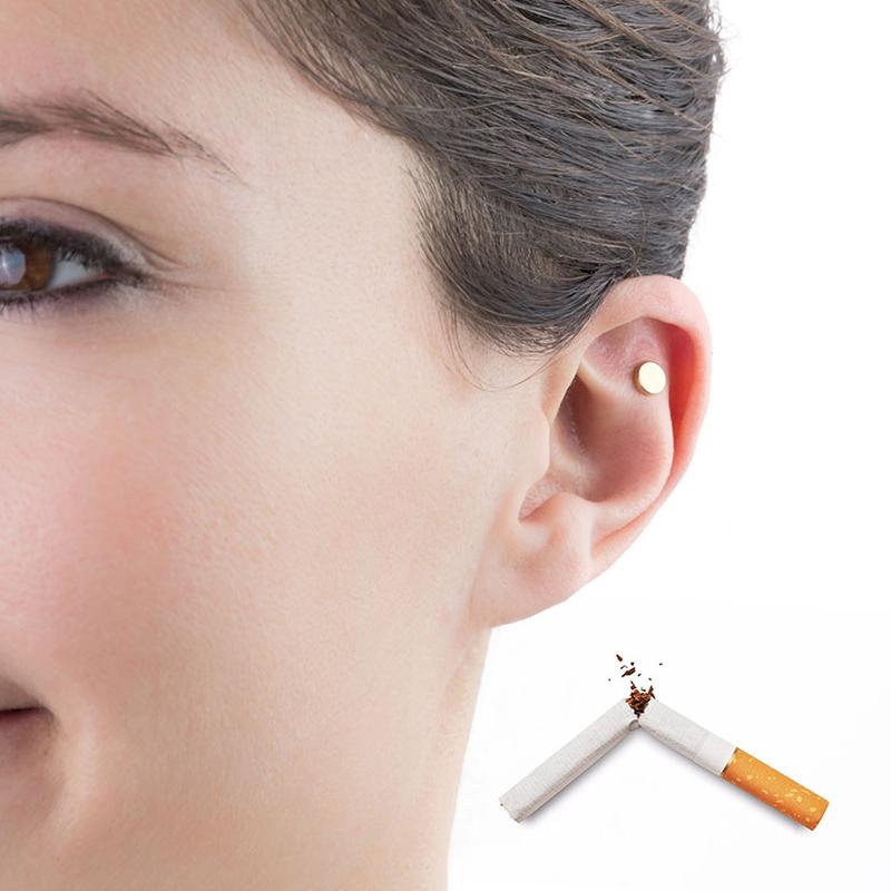 Imán antitabaco INNOVAGOODS acupresión