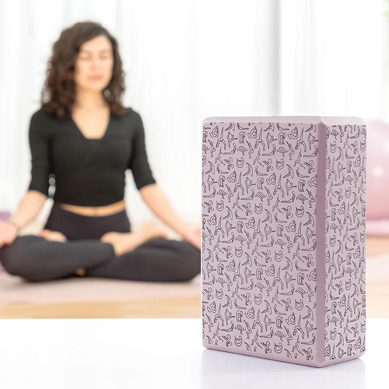 Bloque de yoga INNOVAGOODS Brigha