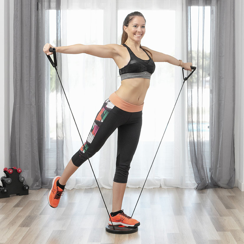 Sistema de entrenamiento cardio INNOVAGOODS más guía de ejercicios