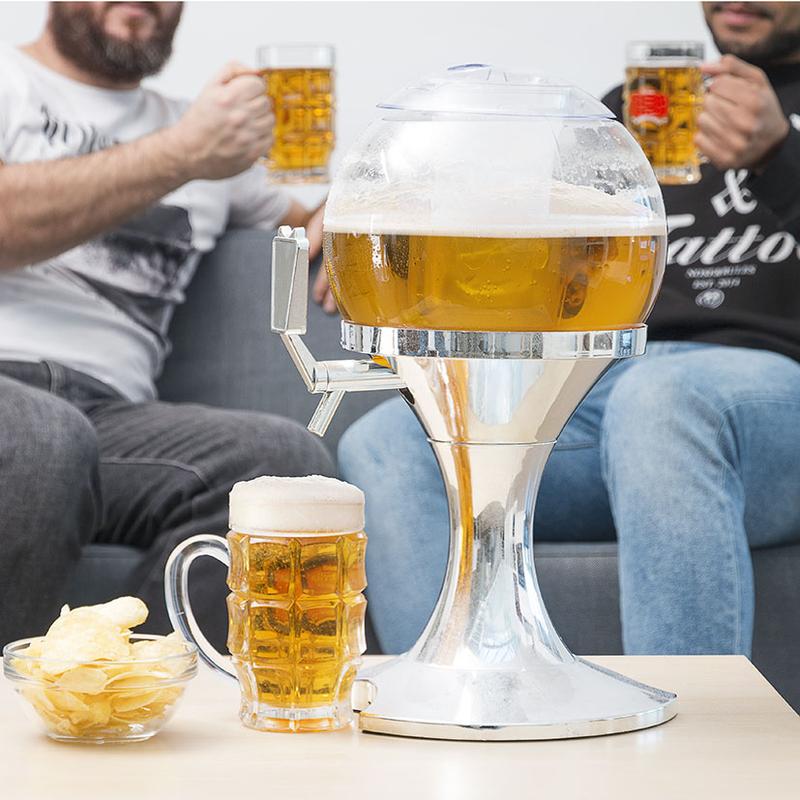 Dispensador de cerveza INNOVAGOODS Ball