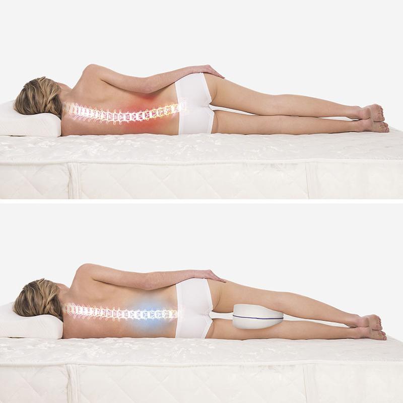 Cojín ergonómico rodillas y piernas INNOVAGOODS ReKneef