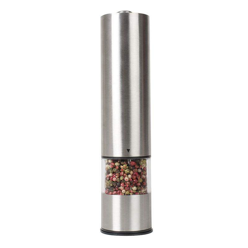 Molinillo eléctrico HABITEX para sal y pimienta