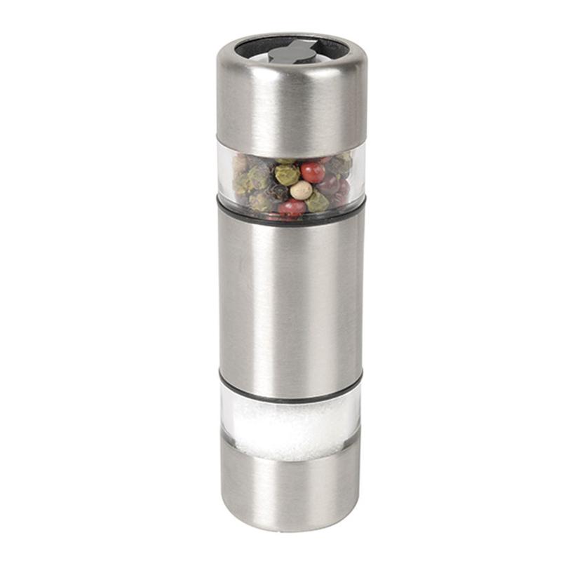 Molinillo doble HABITEX para sal y pimienta