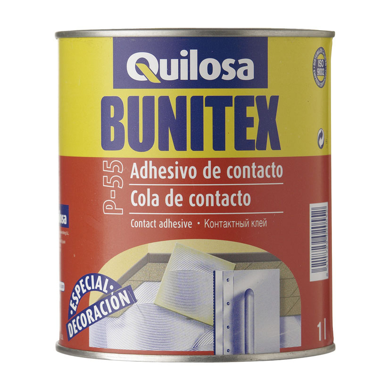 Cola contacto QUILOSA Bunitex P-55, 250ml
