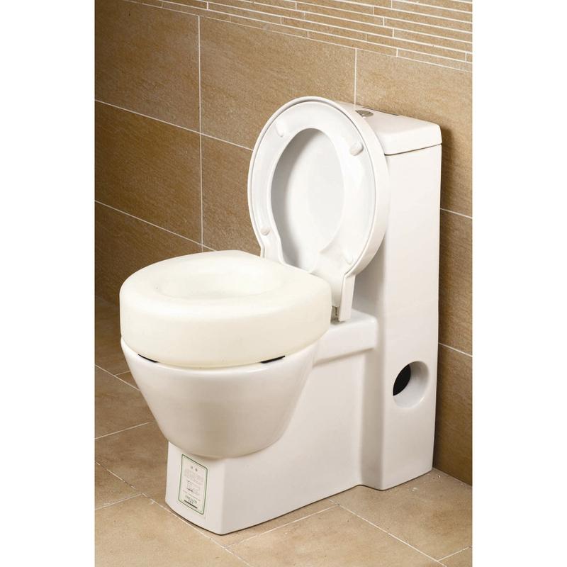 Suplemento WC seguridad baño