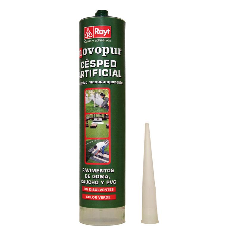 Cola contacto césped artificial RAYT Novopur 290ml