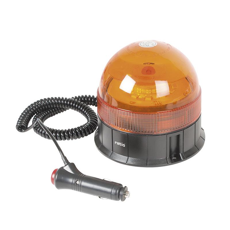 Luz LED RATIO señalización de vehículos 140x140 mm