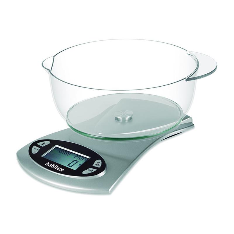 Balanza cocina HABITEX modelo BC-40BOL
