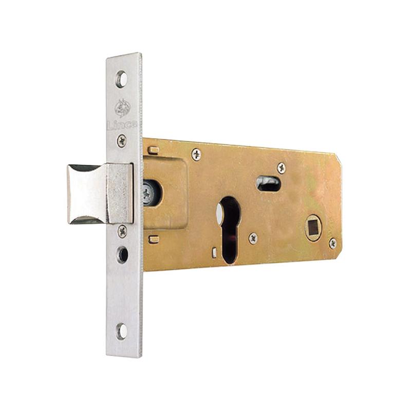 Cerradura de embutir LINCE modelo 5557