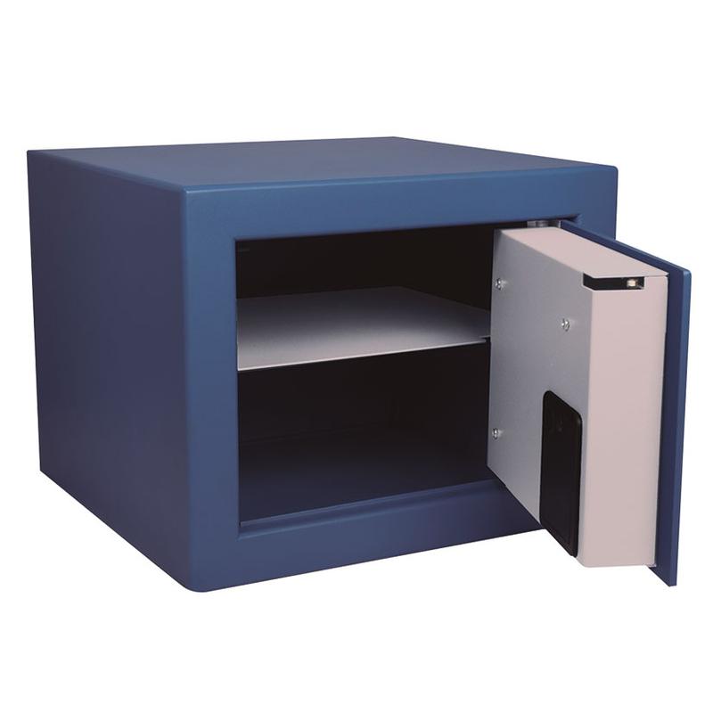 Caja de seguridad electrónica FAC Motorblue 102 IES 35x37xh.29cm