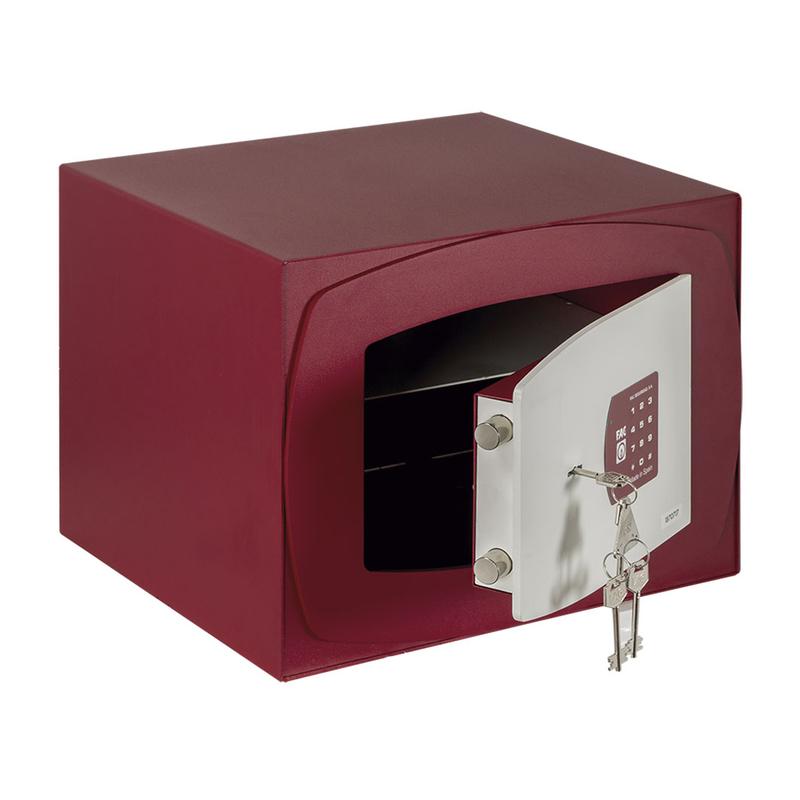 Caja seguridad electrónica FAC Red box 2 ES 42,2x35,4xh.32,3 cm.