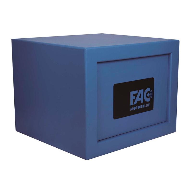 Caja seguridad electrónica FAC Mod.103 IES Motorblue