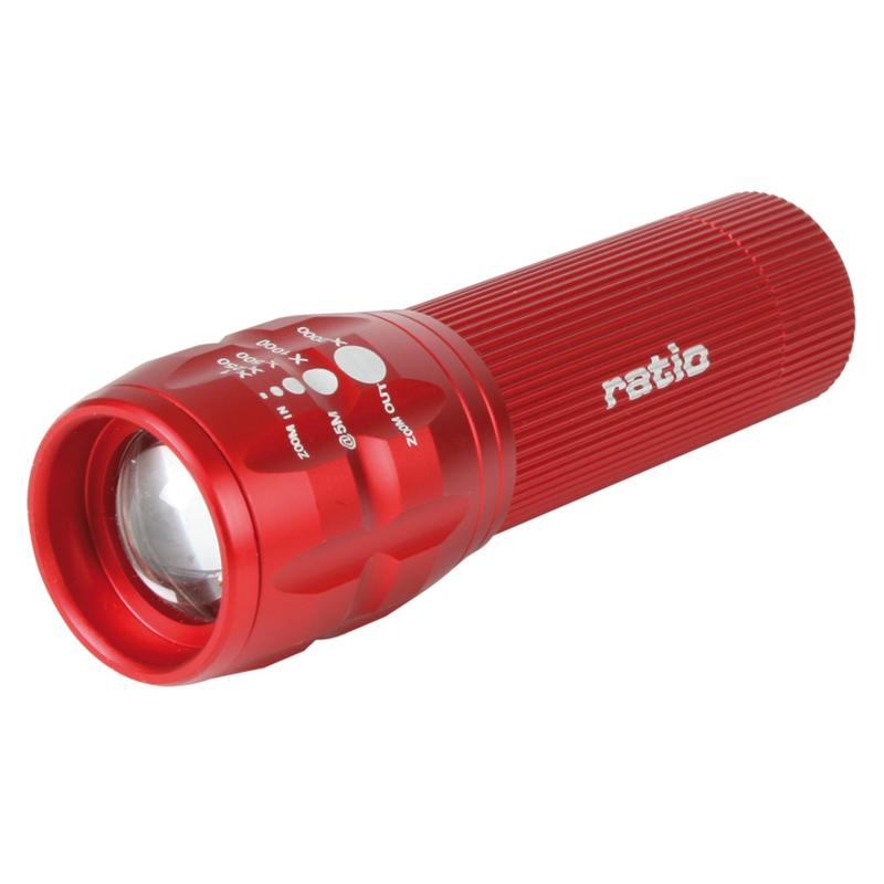 Linterna LED RATIO AL160P