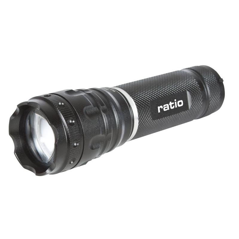 Linterna LED RATIO AL480P