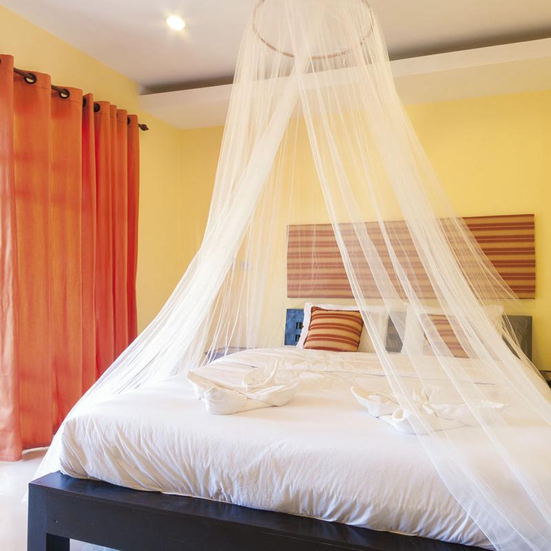 Malla mosquitera HABITEX cama doble