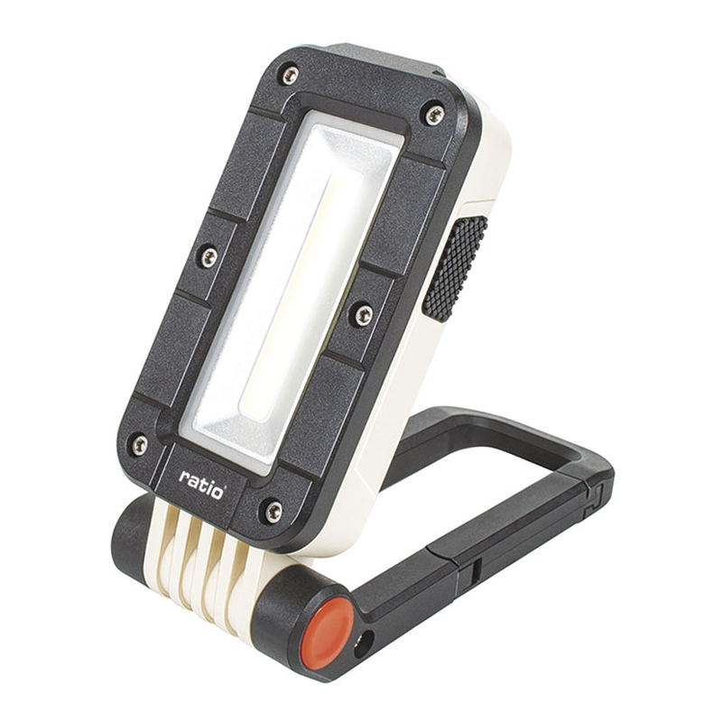 Linterna recargable RATIO Worklight RB380