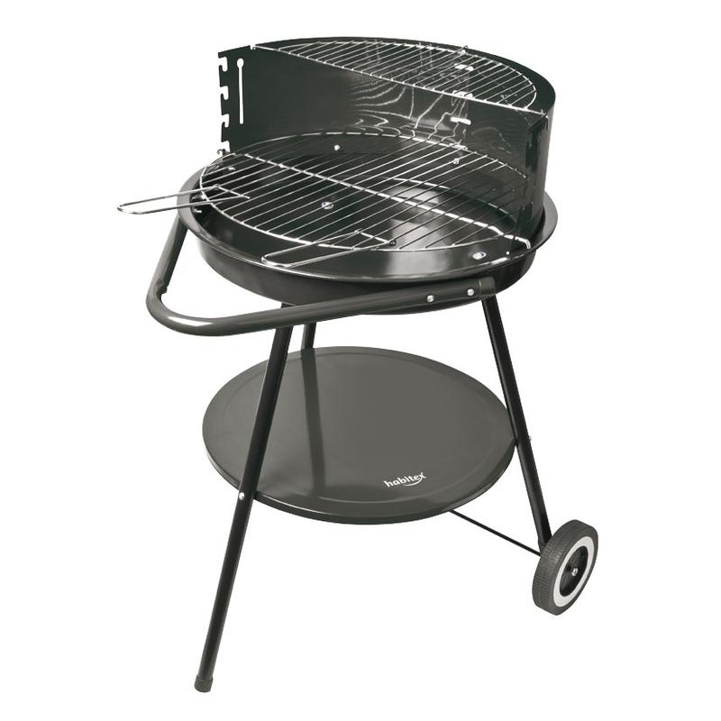 Barbacoa carbón plegable HABITEX Supergrill 45
