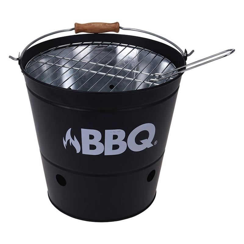 Barbacoa carbón cubo Ø 26 cm