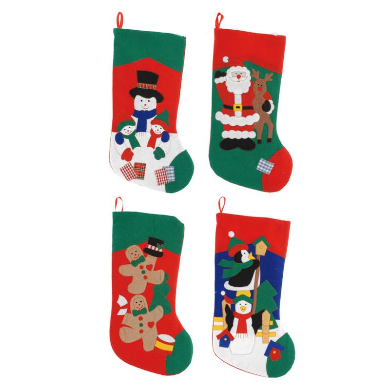 Calcetín Navidad 53 cm