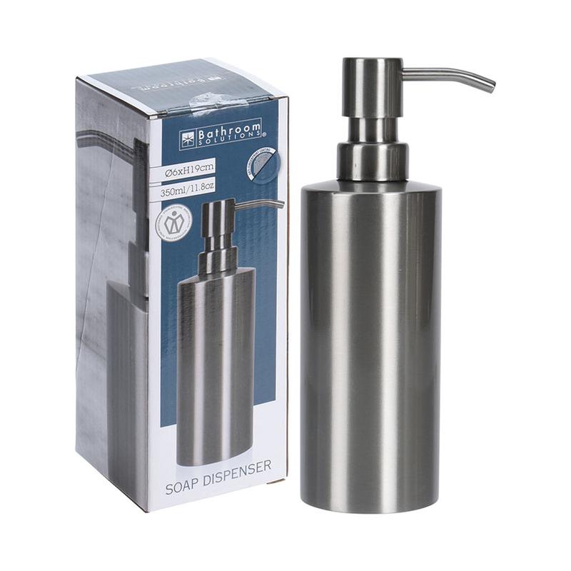 Dosificador jabón antihuella