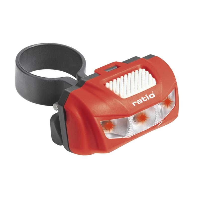 Luz posición LED RATIO BikeLight 5574