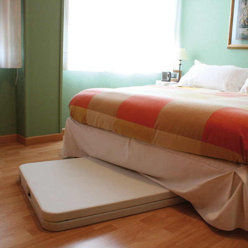 Mesa rectangular plegable serie camping 180x75xh.72 cm
