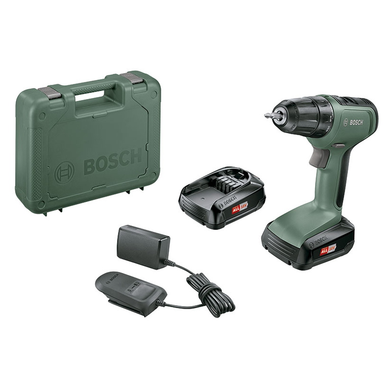 Taladro/atornillador a batería BOSCH Universal Drill 18V
