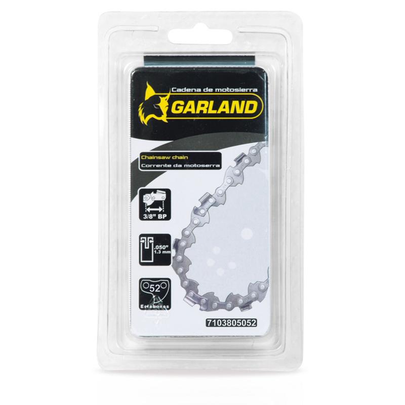 Cadena de recambio para motosierra. GARLAND 7103805052