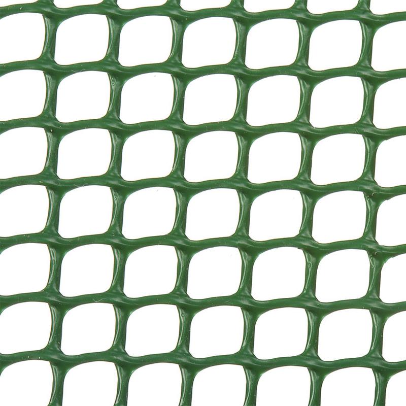 Malla plástica cuadrada INTERMASGROUP Verde 300gr/m2
