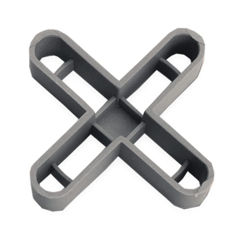 Crucetas RUBI 10 mm gris