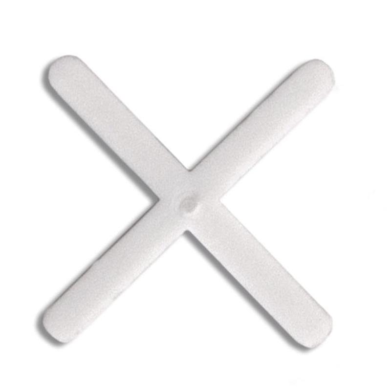 Crucetas RUBI 2 mm blanco