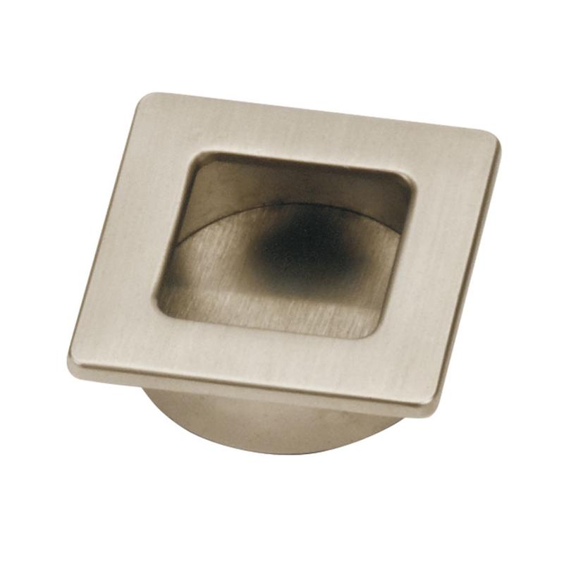 Tirador ESTAMP cuadrados 39x39 mm