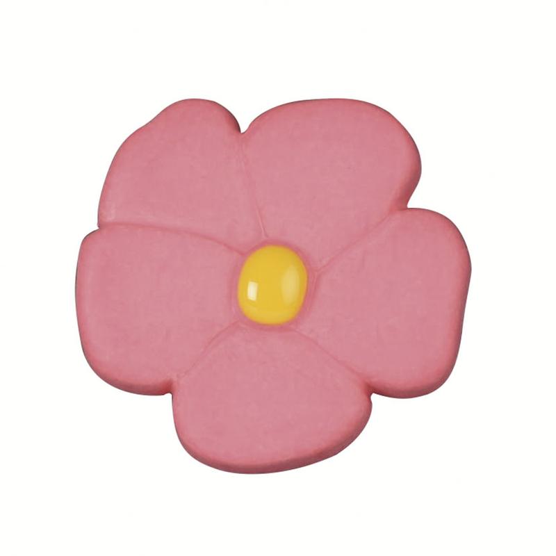 Pomo ESTAMP infantil flor