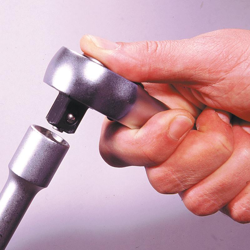 Maletín llaves de vaso 99 piezas RATIO
