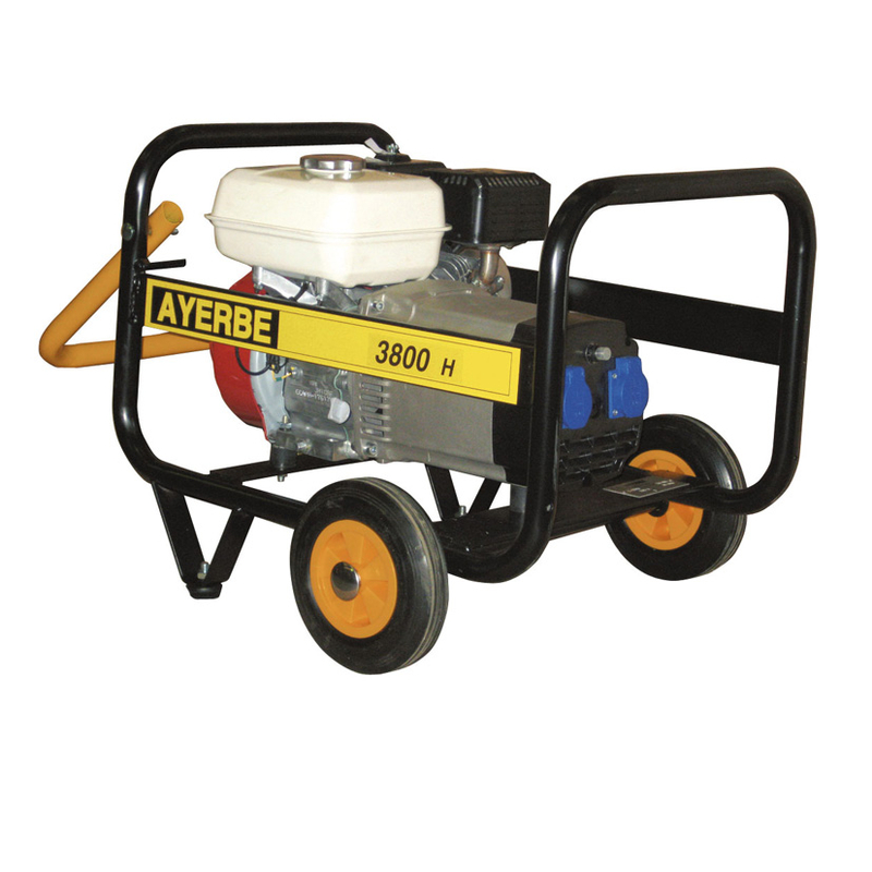Generador de gasolina AYERBE AY-3800H