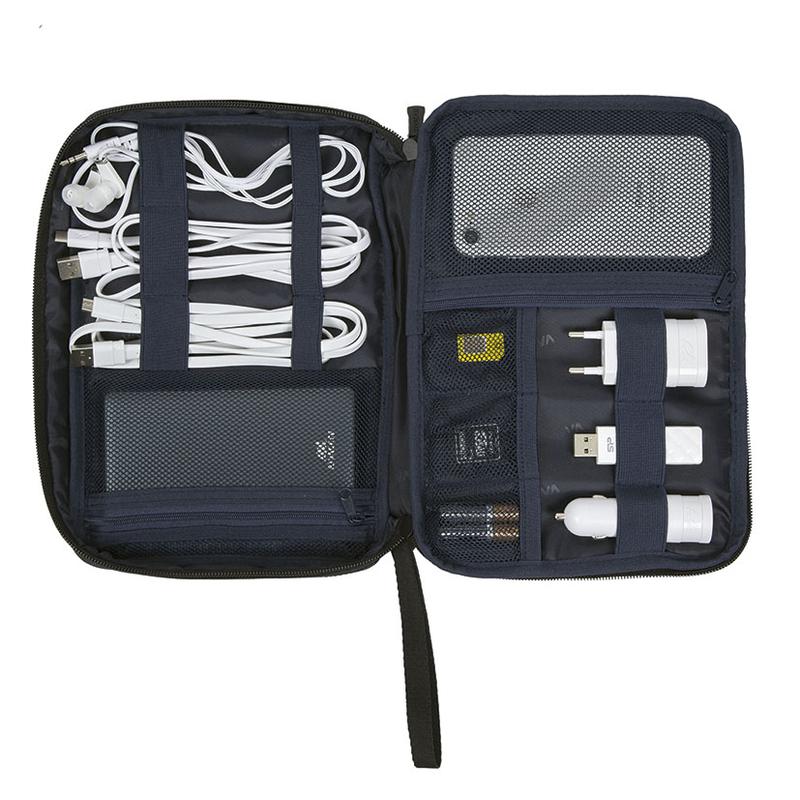 Organizador de viaje IBERLUSO accesorios móvil